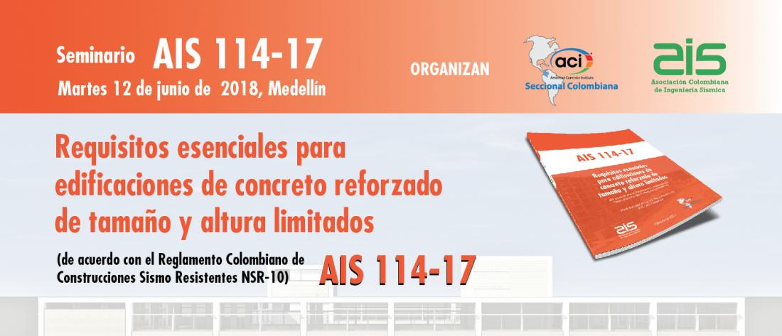 SEMINARIO AIS 114-17 – MEDELLÍN
